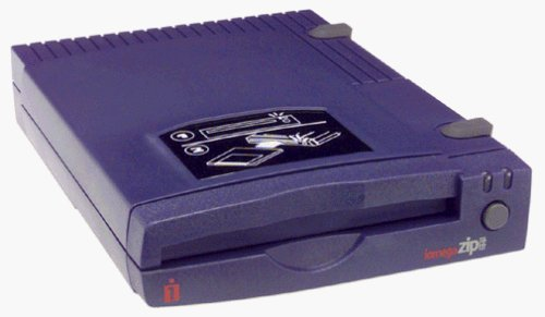 Iomega 10919 Zip 100 Drive (Parallel Port) PC, Personal Computer