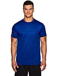 "<span class=""a-offscreen"">[Sponsored]</span>Active Men's Workout Crew Neck Short Sleeve T-Shirt"