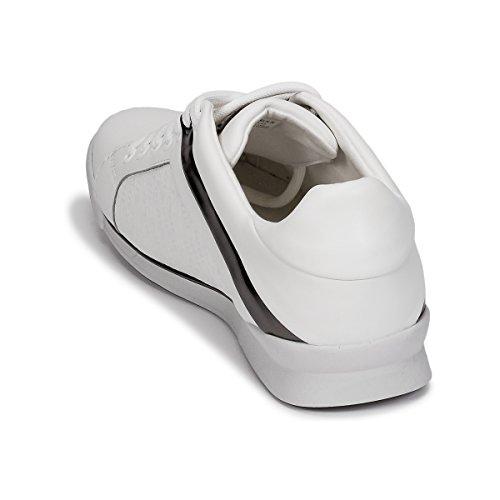 Bianco LEA12 FMNGE1 Scarpe Bianco Guess qfwatIYWW