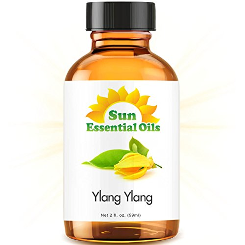 Ylang Ylang (2 fl oz) Best Essential Oil - 2 ounces (59ml)