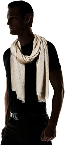 Hickey-Freeman-Mens-Italian-Linen-Silk-Paisley-Print-Scarf