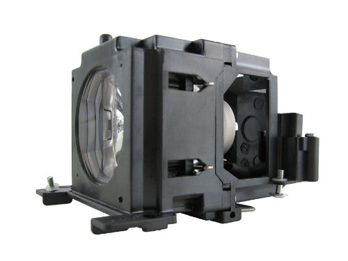 (Replacement Lamp for Viewsonic PJ656 180-Watt HS (with Compatible Housing))
