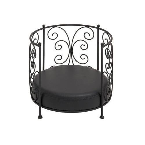 Metal Round Bed - 3