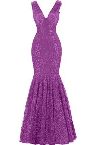 TOSKANA BRAUT - Vestido - para mujer lila