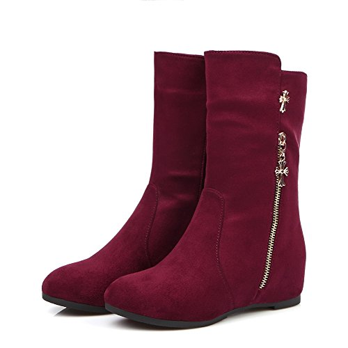 Zapatillas mujer mujer AdeeSu Red AdeeSu Zapatillas AdeeSu altas mujer Red altas Zapatillas AdeeSu altas Red OACaqYwq