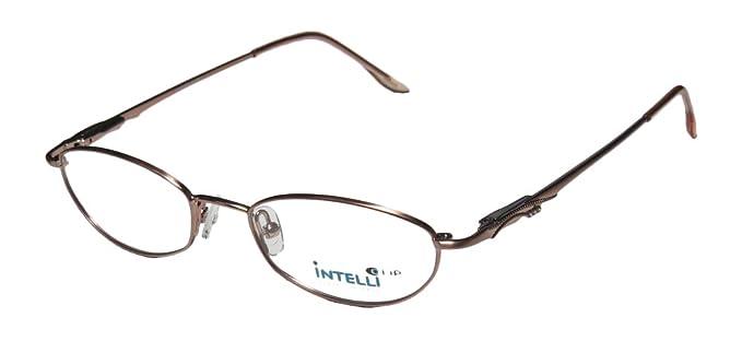 aa0b5b63d7b Elite Trendy Eyewear Intelli 750 For Ladies Women Designer Full-Rim Shape  Rhinestones Flexible
