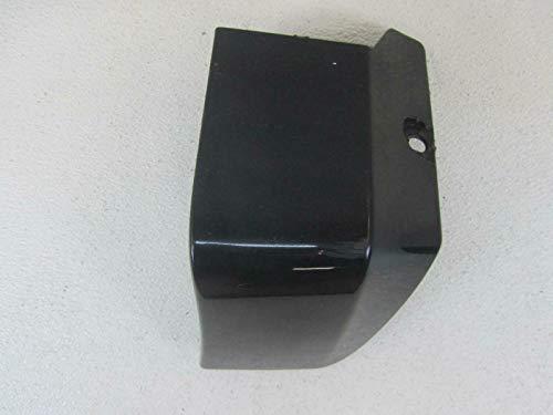 08 Nissan Altima Coupe Right Passenger Rear Rocker Moulding Black Cap 93821JBXXX
