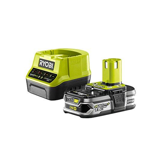 Ryobi RC18120-115 18V ONE+ Lithium+ 1.5Ah Battery & Charger