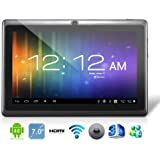 """7"""" Android 4.0.4 A13 1.2GHz Tablet PC with External 3G, 1080P Playback, Capacitive Touch (4G) (Black)"""
