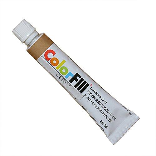 Cal-Flor CF41627 Color-Matched Repair Putty, Natural Oak