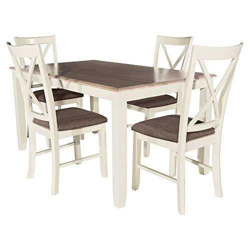 Powell Furniture 15D8153 Jane 5 Piece Dining Set