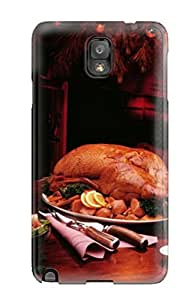 Premium PYImMoq2986mpyvo Case With Scratch-resistant/ Thanksgivings Case Cover For Galaxy Note 3