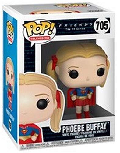 Funko Pop Television: Friends - Superhero Pheobe Collectible Figure, Multicolor