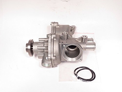 Audi 80 Cooling - WD EXPRESS Water Pump Thermex of Denmark Fits Audi 4000 & VW Jetta Rabbit 026 121 010 C