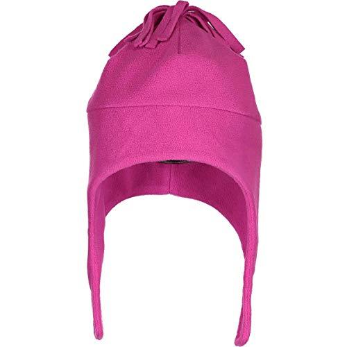 Obermeyer Youth Orbit Fleece Hat (Back to The Fuchsia / 5-8)
