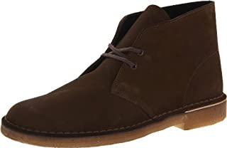 CLARKS Men's Desert Chukka Boot, Dark Brown Suede, 8.5 M US (B00AYCL8KA) | Amazon price tracker / tracking, Amazon price history charts, Amazon price watches, Amazon price drop alerts