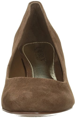 Lauren by Ralph Lauren Womens Hala Dress Pump Bedford Brown hboW1dN