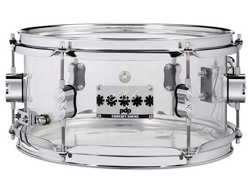 Pacific Snare Drum (PDSN0612SSCS) (Snare Drum Acrylic)