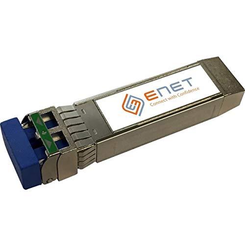 eNet Components - DWDM-SFP10G-C-ENC - ENET Cisco DWDM-SFP10G- Compatible 10GBASE-DWDM SFP+ 50Ghz C-Band Tunable Multi-Rate 80km DOM SMF Duplex LC Cisco Compatible - 100% Tested