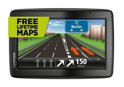 TomTom VIA 135 M Europe Traffic Navigationssystem (Kontinent)