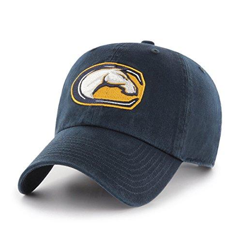 NCAA UC Davis Aggies OTS Challenger Adjustable Hat, Navy, One Size