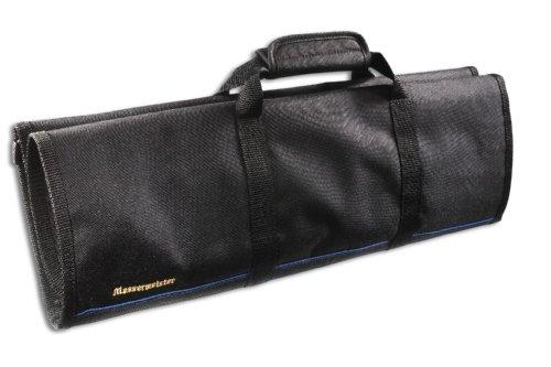 Messermeister 12 Pocket Knife Roll Black product image