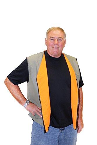 Tick & Mosquito Repelling Reversible Vest