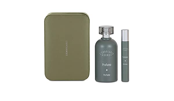 L Erbolario estuche Edición Especial 1 Perfume Hombre 125 ml + 1 Perfume absenta 10 ml: Amazon.es: Belleza