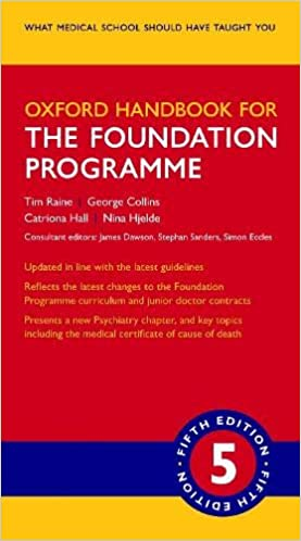 Kết quả hình ảnh cho Oxford Handbook for the Foundation Programme amazon