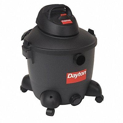 Wet/Dry Vacuum Cleaner, 18-1/2in.W, 120V