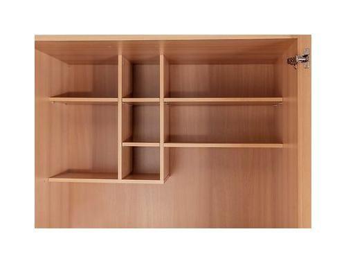MEBASA Büro-Küche Schrankküche MK0009S - Singleküchen GÜNSTIG | {Schrankküche büro 46}