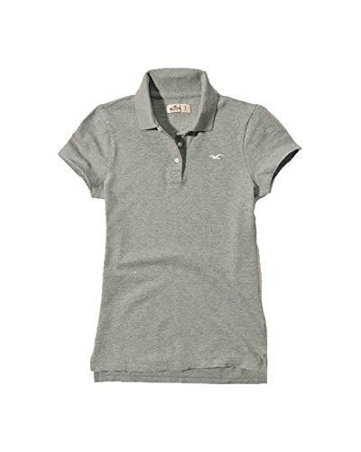 hollister-womens-slim-fit-polo-shirt-xs-grey