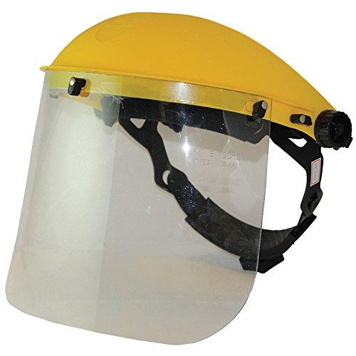 Face Shield & Safety Visor - Full Face Protection - EN166 Trade Shop Direct