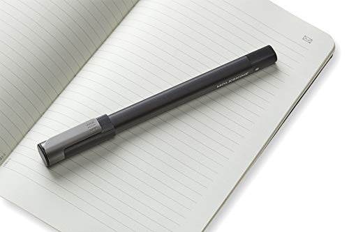 Moleskine Pen+ Ellipse Smart Writing Set Pen & Ruled Smart Notebook - Use with Moleskine Notes App for Digitally Storing Notes (Only Compatible with Moleskine Smart Notebooks) by Moleskine (Image #4)