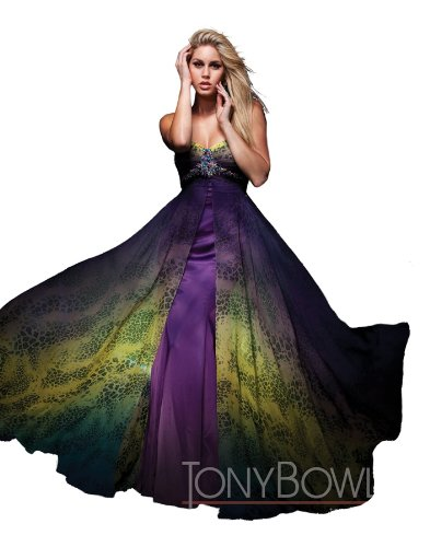 tony-bowls-tbe11133-flowing-multicolored-party-dress-with-empire-waist-by-tony-bowls-2011-evening