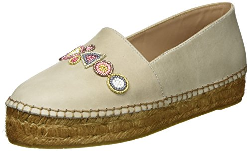 Laidback London S116SS17, Alpargatas de Cuña Mujer Multicolor (ash rose mix)