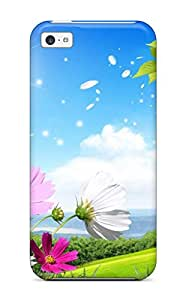 Brand New 5c Defender Case For Iphone (beautiful S )