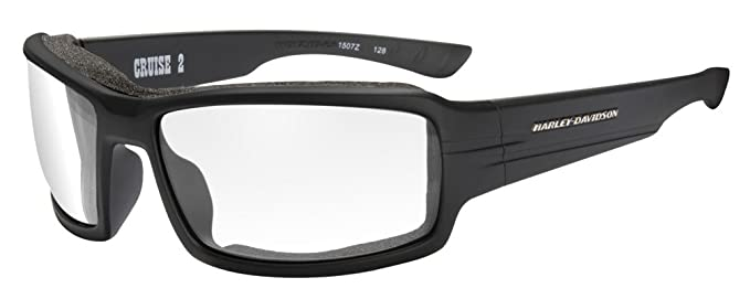 d0a9d190b88b Image Unavailable. Image not available for. Color: Harley-Davidson Men's  Cruise 2 Gasket Sunglasses ...