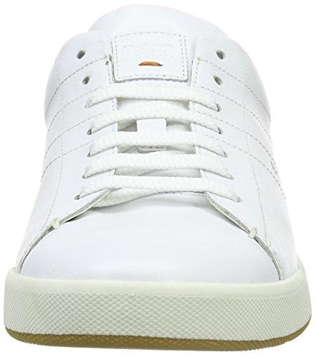 Boss Orange Stillnes_tenn_ltpl 10191252 01, Zapatillas para Hombre Blanco (100)