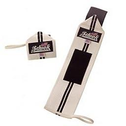 Schiek Sports Line Wrist Wraps, 24 inch
