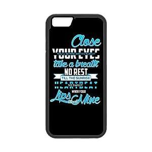 "5 SOS Quotes Lyrics iPhone 6 4.7 inches Cases-Cosica Provide Superior Cases For iPhone 6 4.7"""
