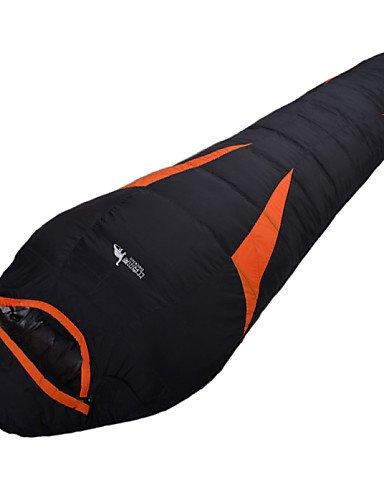 Saco de dormir momia bolsa única -5? Ganso 800 G 215 x 80 Camping