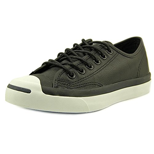 Price comparison product image Converse Men's Jack Purcell Ox Black Leather 3 M