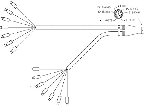 01-6670-H5 Trailer Wiring Grote