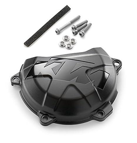 KTM tapa del embrague Protección 450 16 - 18 7943099400030: Amazon.es: Coche y moto
