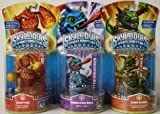 Skylanders Spyro's Adventure (Eruptor. Wrecking Ball & Dino-rang)