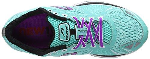 newtonrunning Damen Womens Motion Vi Running Shoe Laufschuhe Türkis (Turquoise/lavender)