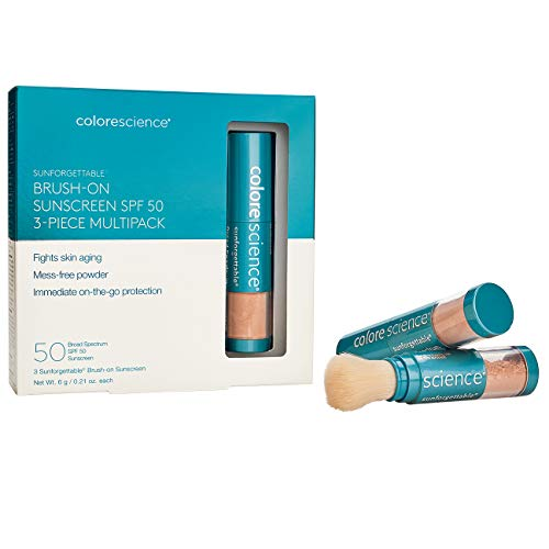 Colorescience Sunforgettable Total Protection Brush-On Shield Multipack, 3 ct by Colorescience (Image #5)