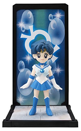 Tamashii Nations Bandai Buddies Mercury Sailor Moon Action Figure