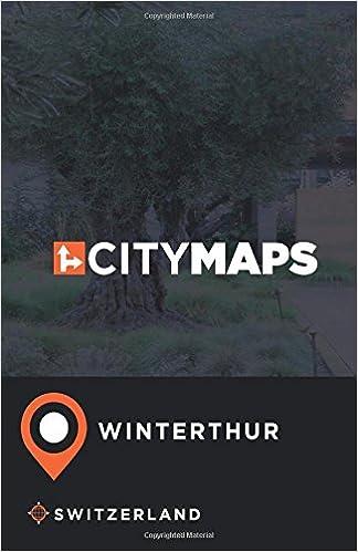 City Maps Winterthur Switzerland: James McFee: 9781548890094 ...